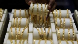 Giá vàng tại thị trường châu Á tăng trong phiên giao dịch đầu tuần