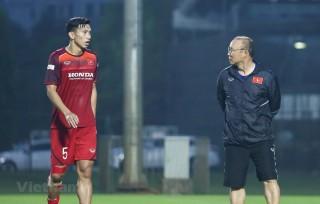 Đoàn Văn Hậu có thể thi đấu trận Việt Nam với Thái Lan hay không?