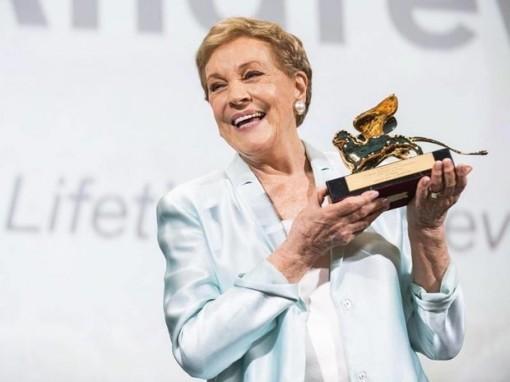LHP Venice 2019 vinh danh minh tinh gạo cội Julie Andrews
