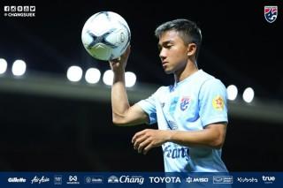 Đội hình xuất phát dự kiến của tuyển Thái Lan ở trận gặp Việt Nam