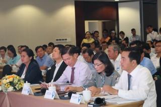 179 dự án được kêu gọi đầu tư tại TP Hồ Chí Minh và ĐBSCL