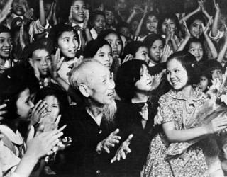 Chủ tịch Hồ Chí Minh bàn về giá trị con người Việt Nam