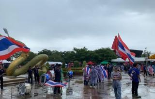 Việt Nam sẽ phải thủy chiến với Thái Lan do mưa lớn ở sân Thammasat