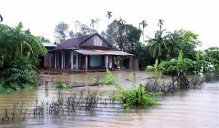 Từ ngày 6-9, vùng áp thấp suy yếu, mưa lớn ở miền Trung giảm nhanh