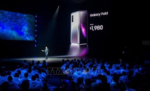 Samsung ra mắt 'siêu phẩm' Galaxy Fold vào ngày 6-9