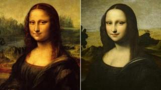 Có một nàng 'Mona Lisa' thứ hai?