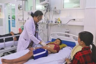 Châu Đốc tập trung phòng, chống sốt xuất huyết