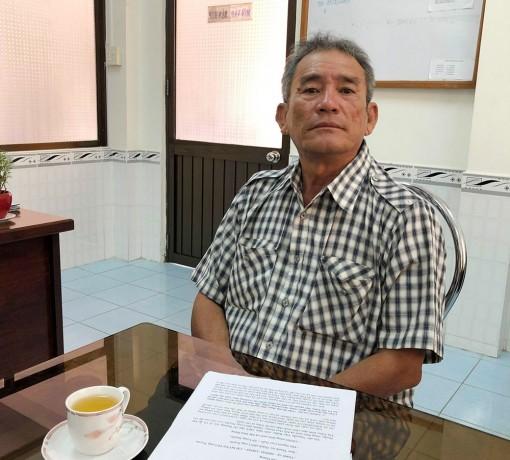 Trả lời phản ánh của ông Nguyễn Văn Khắn