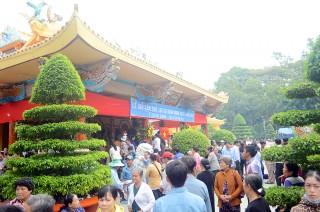 Lễ giỗ lần thứ 163 cụ Đoàn Minh Huyên