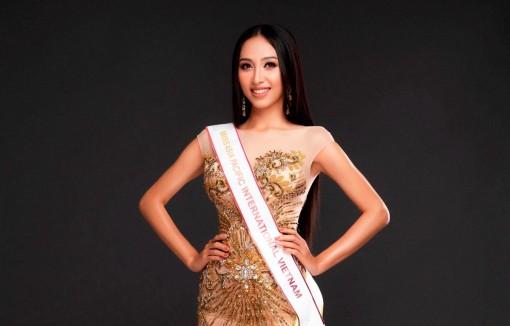 Người đẹp Thu Hiền được cử thi Hoa hậu châu Á Thái Bình Dương