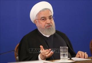 Tổng thống Iran: Đàm phán với Mỹ 'vô nghĩa' nếu không bãi bỏ trừng phạt