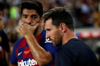 'Không có gì phải lo lắng về tương lai của Messi ở Barcelona'