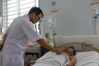 Nghệ An: Điều trị ba ca bệnh nhiễm vi khuẩn ăn thịt người