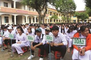 Thoại Sơn tập trung nâng cao chất lượng giáo dục và đào tạo