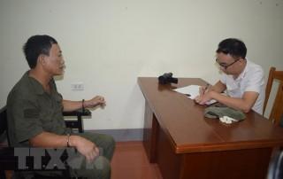 Lạng Sơn: Bắt giữ đối tượng vận chuyển trái phép 60 bánh heroin