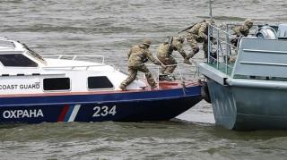 Nga bắt hai tàu cá cùng hơn 60 thủy thủ Triều Tiên