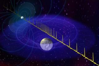 """Phát hiện """"bóng ma vũ trụ"""" nặng gấp 700.000 lần trái đất"""