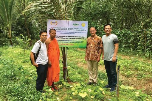 Hỗ trợ phát triển rau sạch cho đồng bào dân tộc thiểu số Khmer