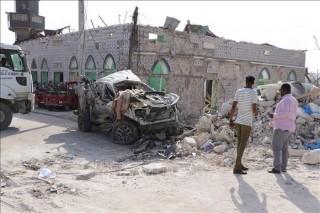 Somalia: Đánh bom xe tại thủ đô Mogadishu