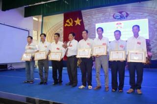 Phong trào sản xuất - kinh doanh giỏi đã làm thay đổi nhận thức của nông dân Tân Châu