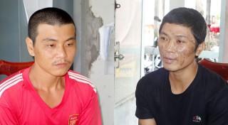 Hai con nghiện trộm xe máy đưa qua Campuchia bị bắt