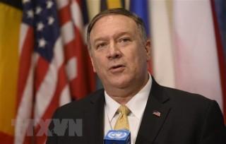 Ngoại trưởng Mỹ: Việc triển khai quân tới vùng Vịnh mang tính 'răn đe'