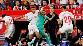 Benzema tỏa sáng, Real nhọc nhằn đánh bại Sevilla