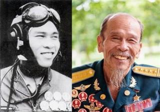 Anh hùng phi công huyền thoại Nguyễn Văn Bảy đã về với bầu trời!