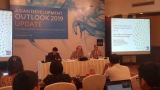 ADB dự báo tăng trưởng kinh tế Việt Nam đạt 6,8% trong năm 2019