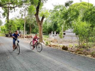 Xã Lương Phi học tập Bác gắn với xây dựng nông thôn mới