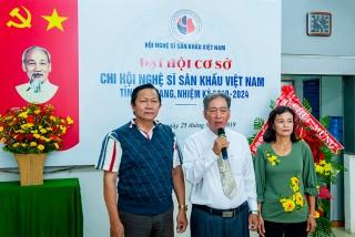 Đại hội Chi hội Nghệ sĩ sân khấu Việt Nam tỉnh An Giang