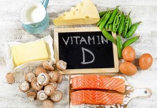 Ngừa ung thư vú bằng vitamin D