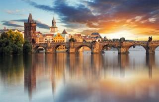 Vẻ đẹp cổ kính của Prague