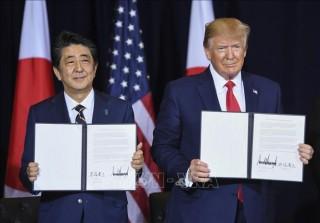 Mỹ - Nhật ra tuyên bố chung về kế hoạch tham vấn thương mại