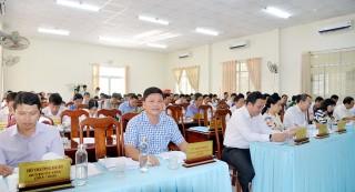 Châu Thành: Tập trung hoàn thành các nhiệm vụ phát triển kinh tế- xã hội