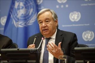 Ủy ban Hiến pháp Syria có thể họp cuối tháng tới