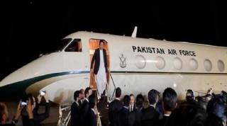 Máy bay gặp sự cố, Thủ tướng Pakistan phải quay lại New York