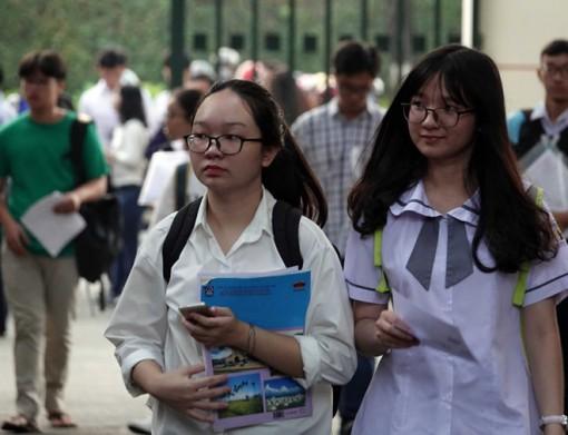 Tuyển sinh từ năm 2021: Trường ĐH không thể dựa hoàn toàn vào kỳ thi THPT
