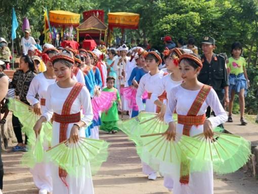 Đồng bào Chăm ở Bình Thuận nô nức đón Lễ hội Katê 2019