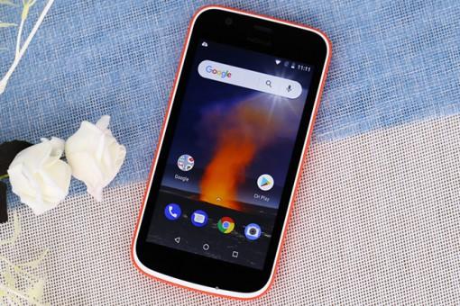 Nokia cập nhật cho smartphone Android Go