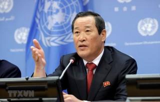 Triều Tiên lạc quan về triển vọng đàm phán Bình Nhưỡng-Washington