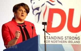 Vấn đề Brexit: Lãnh đạo DUP ở Anh ủng hộ Thủ tướng Johnson