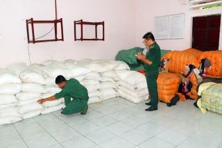 Bộ đội Biên phòng An Giang tăng cường phòng, chống buôn lậu