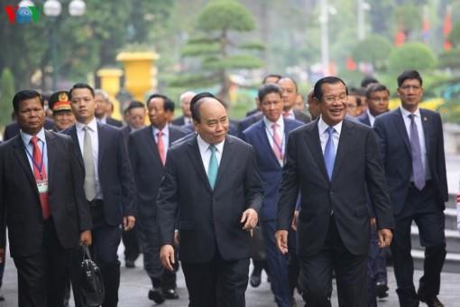Thủ tướng Campuchia Hun Sen thăm chính thức Việt Nam từ ngày 4-10