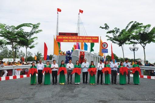 Hiệu quả nông thôn mới ở An Giang