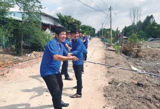 Tuổi trẻ Tịnh Biên xung kích vì cộng đồng