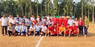 Núi Voi nâng chất thể thao phong trào