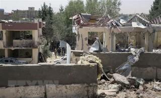 Afghanistan: Taliban tấn công trụ sở cảnh sát, 11 người thiệt mạng