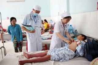 Bệnh sốt xuất huyết và tay chân miệng ở An Giang tiếp tục tăng