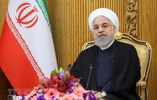 Iran ủng hộ kế hoạch của châu Âu thúc đẩy thỏa thuận hạt nhân